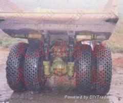 重型汽車輪胎保護鏈