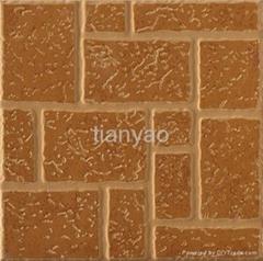 Supply 400x400mm non-slip kitchen floor tile