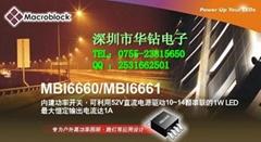 MBI6661为降压型直流对直流转换器