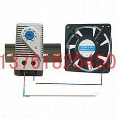 機櫃風扇溫度控制器