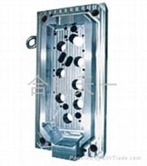 合肥注塑模具生產汽車零部件注塑模具