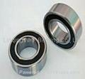 High quality deep groove ball bearing 6201 2RS