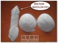 白刚玉粒度砂100目喷砂研磨用