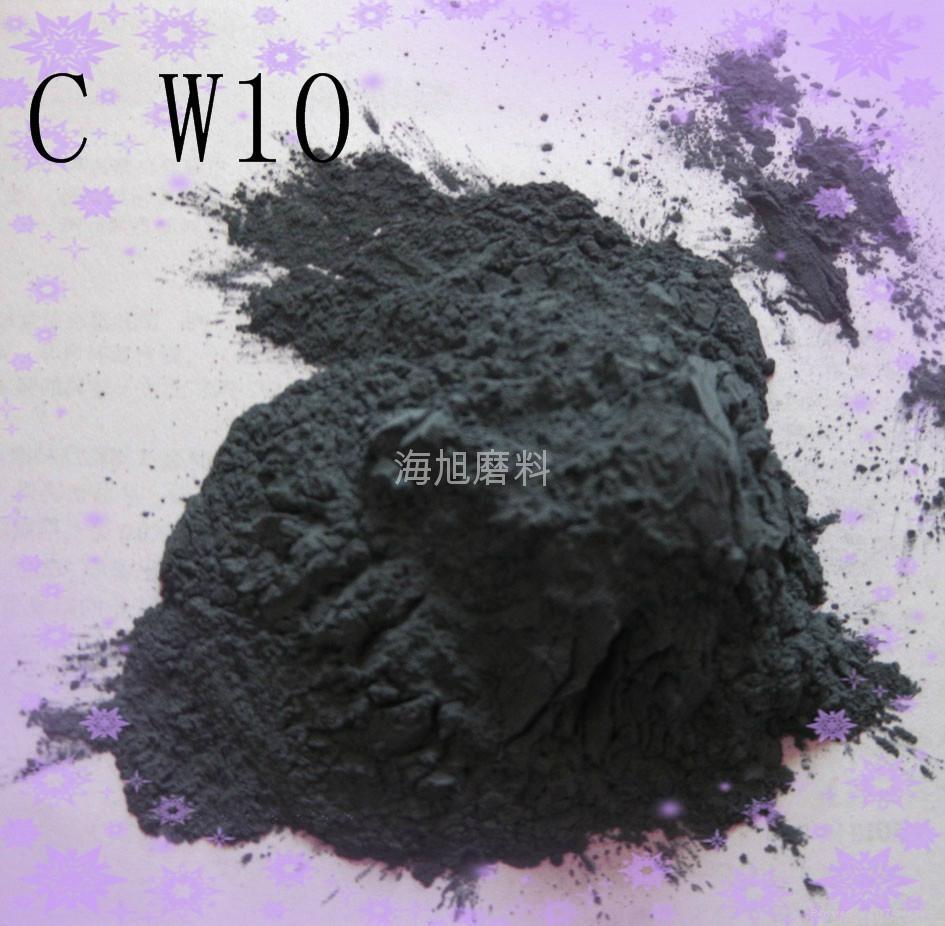 人造磨料黑碳化硅微粉 1