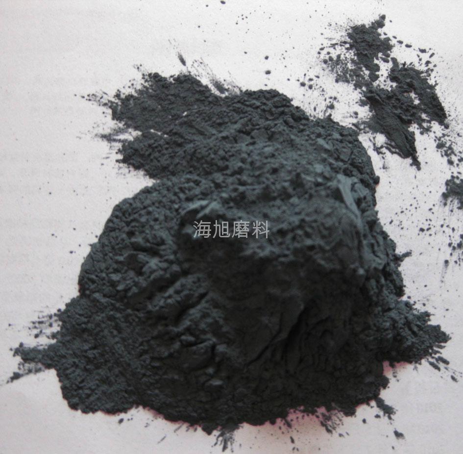 人造磨料黑碳化硅微粉 2