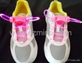 supplier from china led flashing shoelace