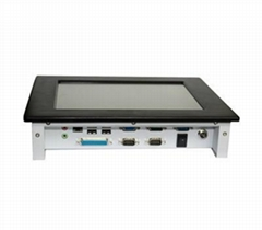 10.4'' industrial touch Panel PC IEC-610NF with N455 CPU