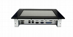 12.1'' Fanless Touch Panel PC IEC-612NF