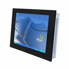"""17"""" LCD Industrial Panel PC with Intel D525 dual-core Processor"""