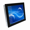 "19"" LCD Industrial Panel PC with Intel D525 dual-core Processor 1"