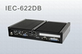 Wide temperature fanless embedded system