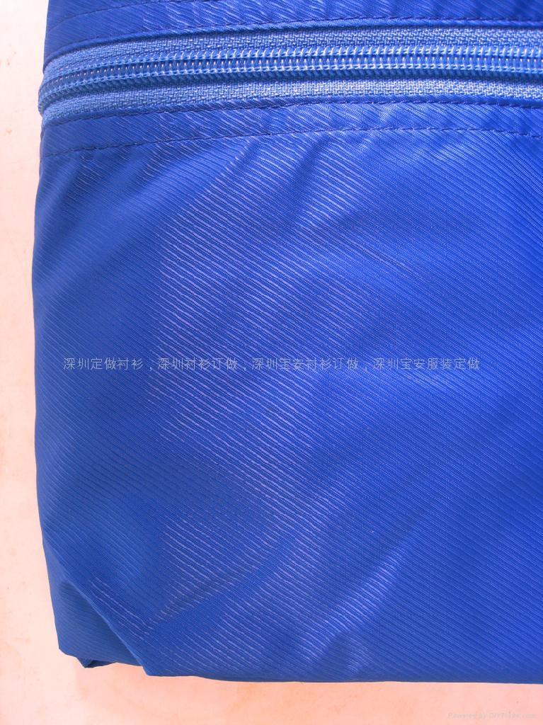 Waterproof fabric clothing 2