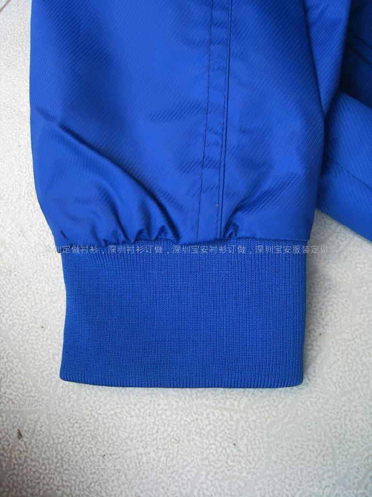 Waterproof fabric clothing 3