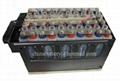 Nickel-Cadmium sintered aircraft battery