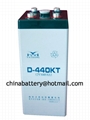 lead-acid rechargeable battery for mine