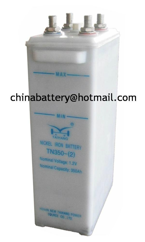 Solar Battery--nickel-iron rechargeable battery  1