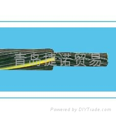 高柔性PVC拖链电缆