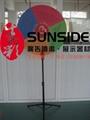 深圳抽獎盤製作中國供應 3