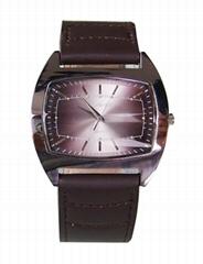 商务石英手表