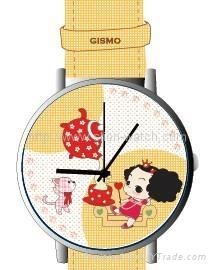 儿童禮品促銷手錶 1