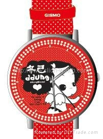 儿童禮品促銷手錶 2