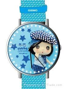 儿童禮品促銷手錶 3