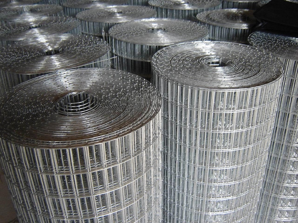 welded wire mesh - zhongtai (China) - Shaped Building Material ...