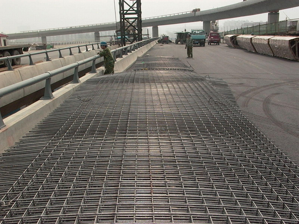steel ber welded wire mesh - zhongtai (China) - Cement & Precast ...