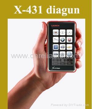 Promotion--Auto diagnostics tool Launch X431 Diagun  1