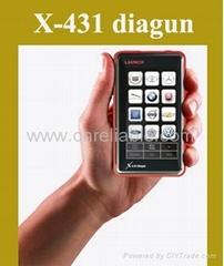 Promotion--Auto diagnostics tool Launch X431 Diagun