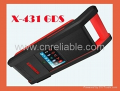 high-end integrated diagnostic tool X-431 GDS