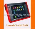 Tablet diagnostic scanner X-431 PAD