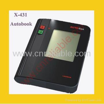 Auto diagnostics tool X431 Auto Book 1