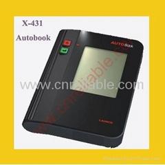 Auto diagnostics tool X431 Auto Book