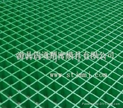 高强度耐腐蚀玻璃钢格栅 四通直销 欢迎定制