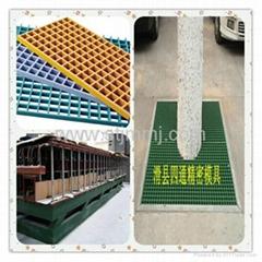厂家直销高强度玻璃钢格栅板 质量认证