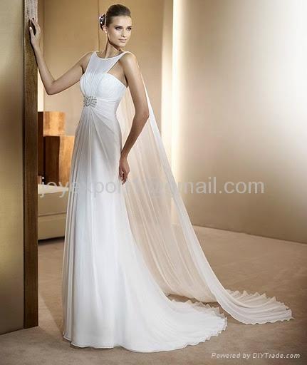 2012 new style designer wedding dresses 1