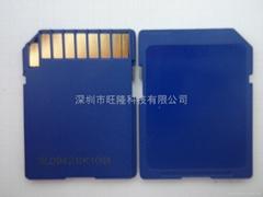 SD128MB闪存卡