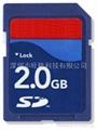 SD 2GB闪存卡