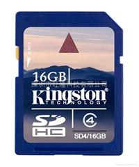 闪存卡 SD16GB