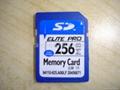闪存卡 SD256MB
