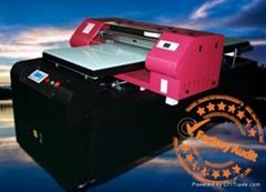 Industrial inkjet flatbed printer