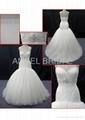 hot sell wedding dress bridal gown V0057