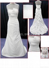 hot sell wedding dress bridal gown V0024