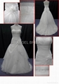 Wholesale Satin wedding gown bridal