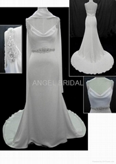 Wholesale new style wedding dress prom dress evening dressA9907