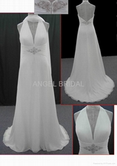 Wholesale wedding dress bridal gown A9925
