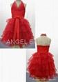 flower girl dress F0024