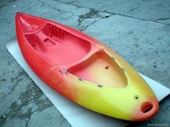 OEM Canoe by rotomolding