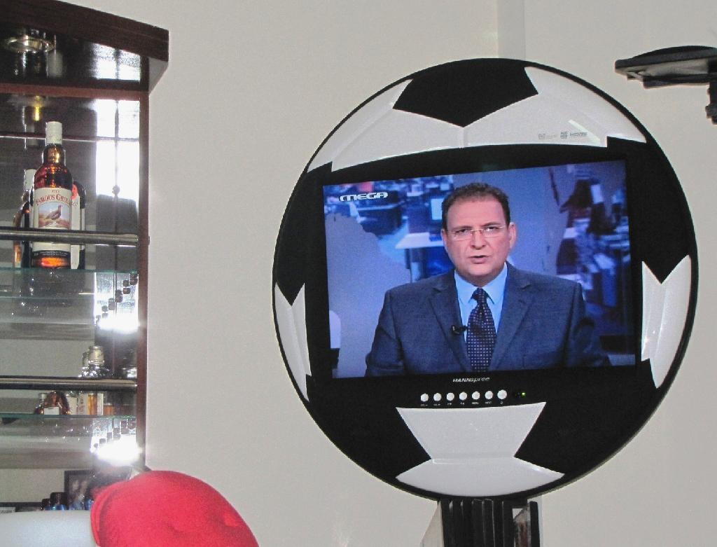 HANNSPREE SOCCER TV 28'' LCD Full HD 1080 5
